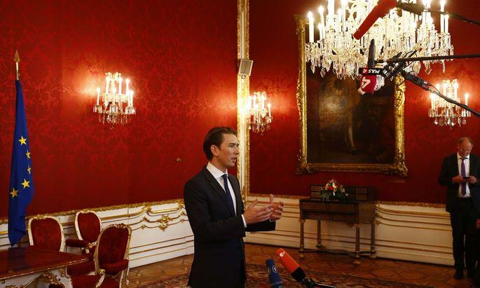 Welches Europa möchte Sebastian Kurz?
