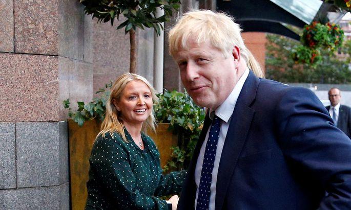 Premier Johnson wird vorgeworfen, Ängste zu schüren
