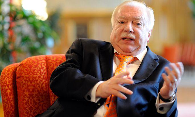 Bürgermeister Michael Häupl kritisiert den grünen Koalitionspartner.