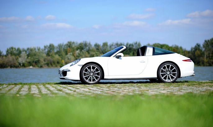 Symbolbild: Porsche 911