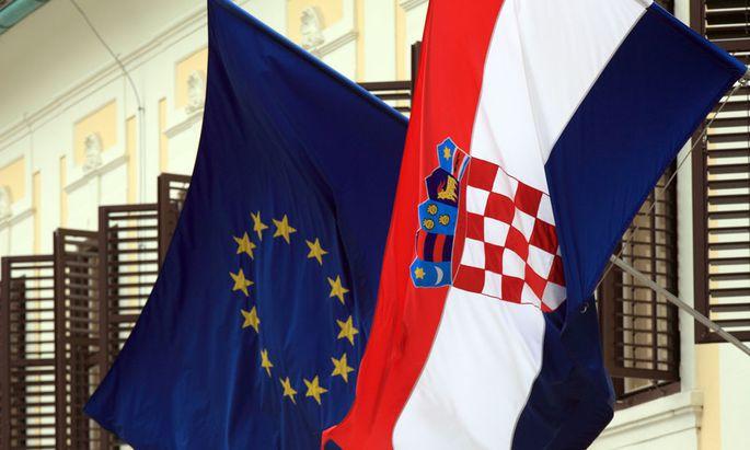 Kroatien Rechte Opposition staerkste