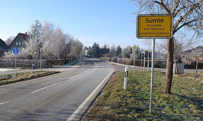 102 Einwohner: Sumte in Niedersachsen