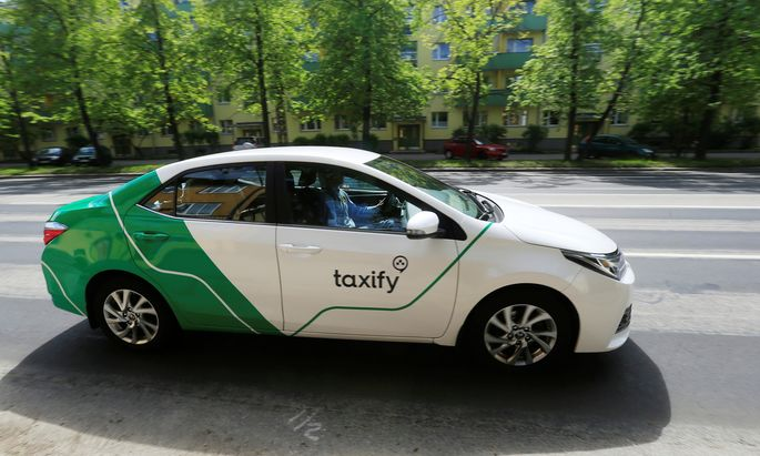 Der 2013 in Estland gegründete Fahrtenvermittler Taxify startet am Donnerstag in Wien.