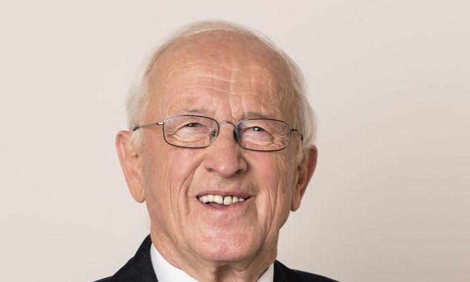Fussl-Seniorchef Karl Mayr gestorben