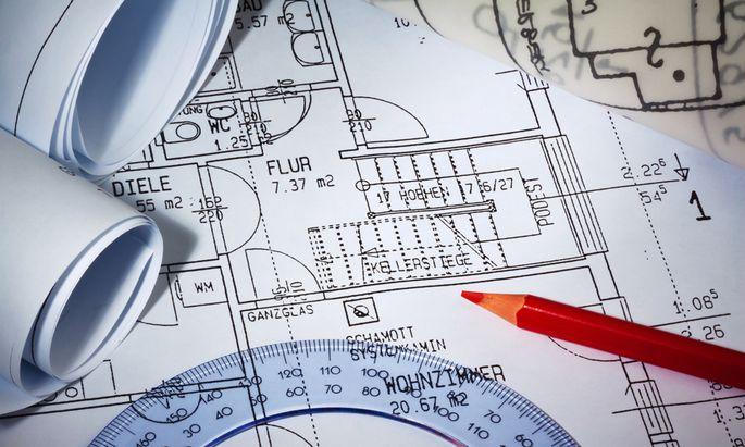 Architekten kommen Wort