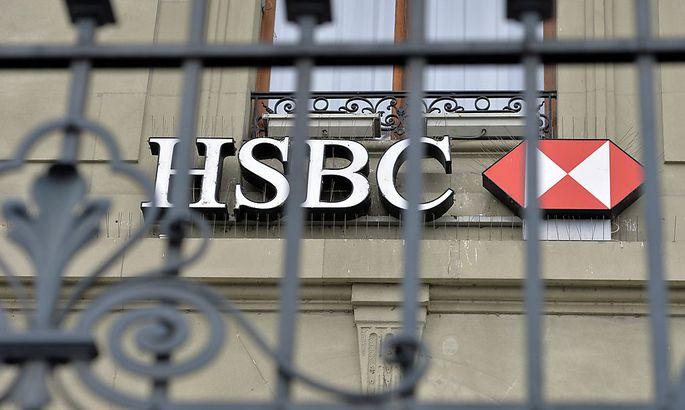SWITZERLAND HSBC BANK POLICE SEARCH