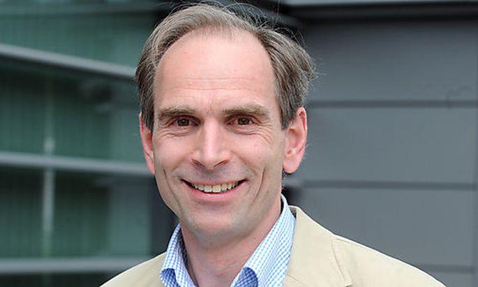 Peter Brandner, Finanzministerium