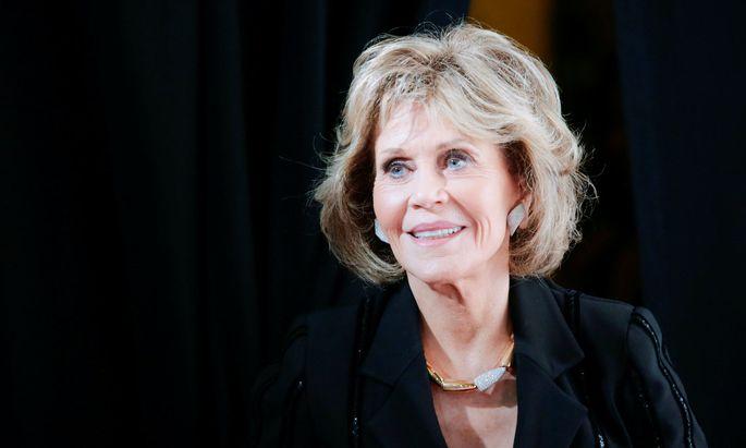 Die meisten ihrer früheren Freundinnen, sagt Jane Fonda, seien schon tot. Sie selbst habe keine Angst vor dem Ende – nur davor, etwas zu bedauern.