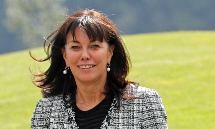 WKO-Vizepräsidentin Martha Schultz