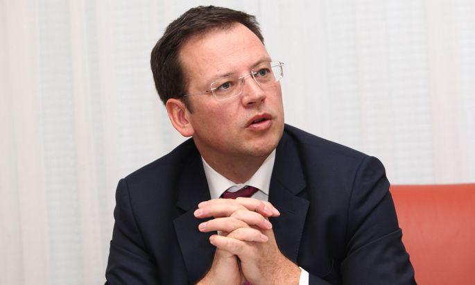 FMA-Vorstand Klaus Kumpfmüller will nach Oberösterreich wechseln