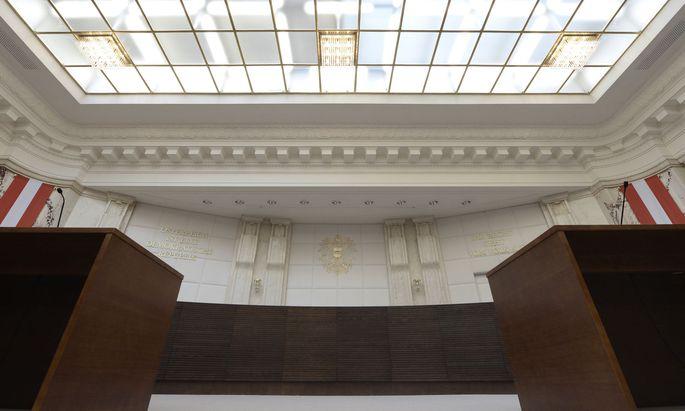 Es gilt als sehr wahrscheinlich, dass der Verfassungsgerichtshof mit dem Ausschluss einer generellen Entschädigung für Betriebsunterbrechungen wegen Corona befasst werden wird.