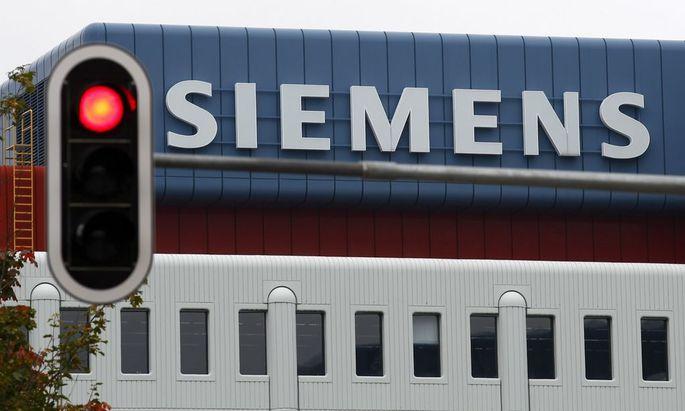 Siemens Adler Kaeser Löscher Ederer Betriebsratschef