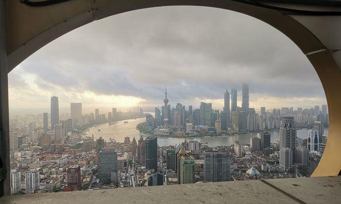 Investitionen in Anleihen chinesischer Immobilienentwickler, zum Beispiel jener in Shanghai, sind wieder gefragt.