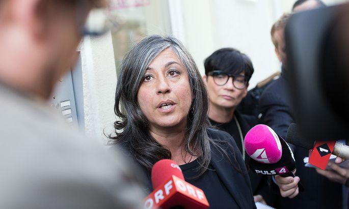 """Vor Beginn der Krisensitzung hatte die Vizebürgermeisterin betont, sie wolle """"Klarheit schaffen""""."""