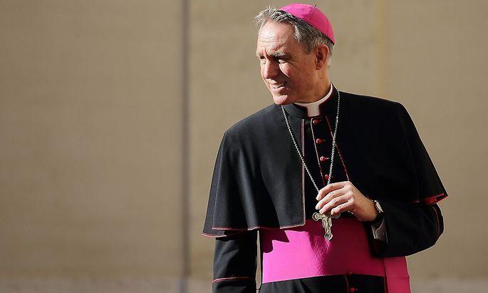 Der Erzbischof steht dem Papst sehr nahe.