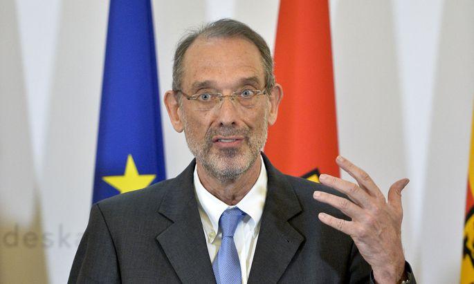 Bildungsminister Heinz Faßmann.