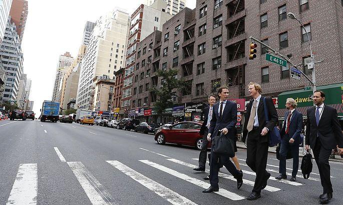 Sebastian Kurz hat beim UN-Meeting in New York viele Gespräch zu führen.