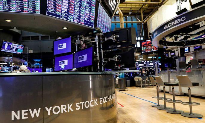 Die Börsen eilen von Rekord zu Rekord.