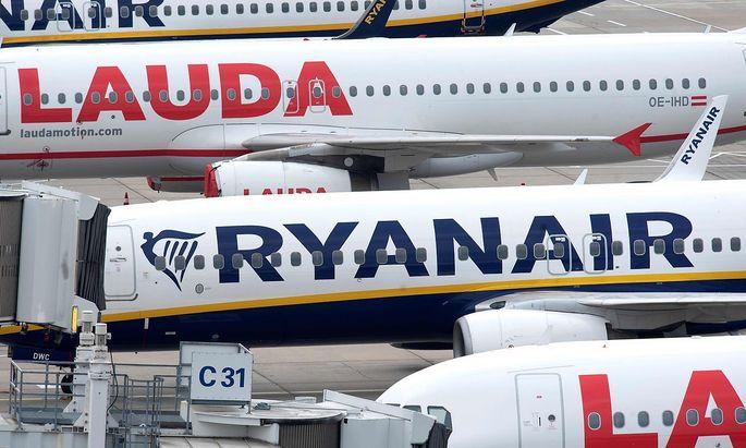 Ryanair hat der Lauda-Gewerkschaft ein Ultimatum gestellt.