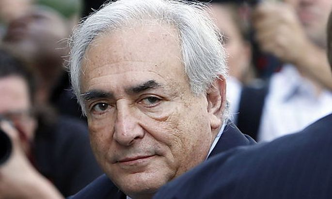 USA STRAUSS-KAHN