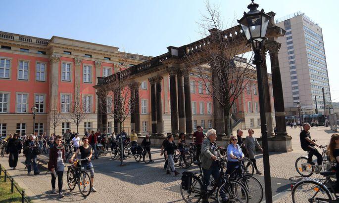 In Potsdam liegt das Mietpreisniveau mittlerweile fast schon auf dem Niveau Berlins.
