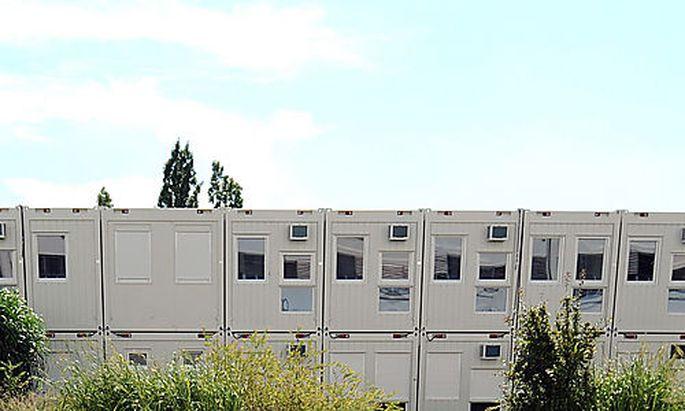 Containerdorf Symbolbild