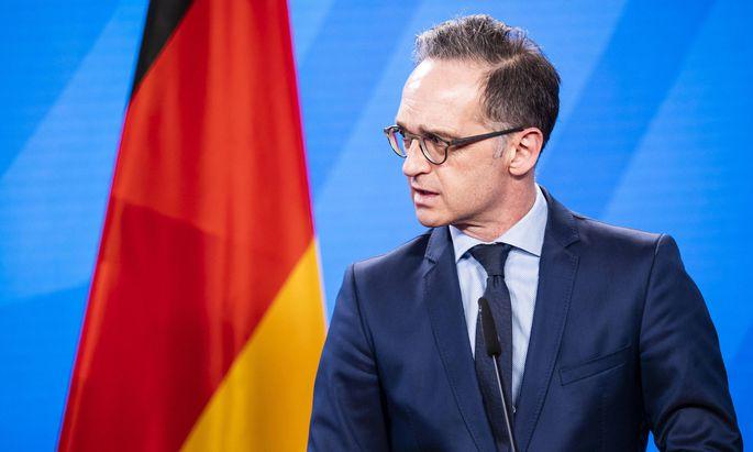 Heiko Maas, deutscher Außenminister