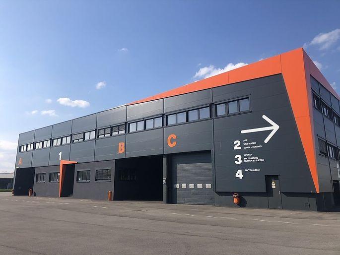 Logistikobjekt im Industriezentrum Niederösterreich, das sich vor Kurzem ein Schweizer Investmentfonds sicherte.