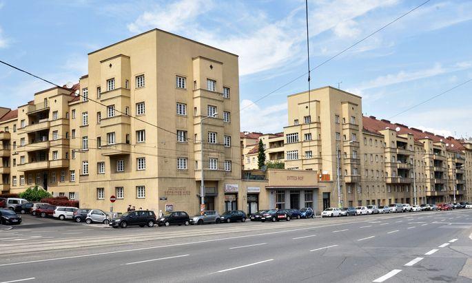 Das Verbrechen, das am 11. Mai im Ditteshof verübt worden war, hat österreichweit für Entsetzen gesorgt.