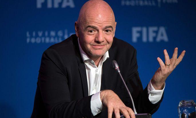 MOROCCO-FIFA-SUMMIT