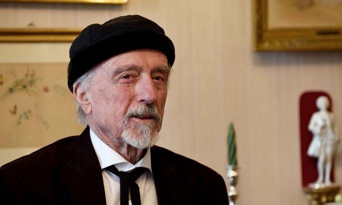 Arik Brauer wurde 92 Jahre alt.