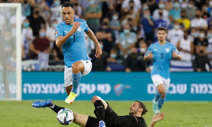 FUSSBALL-WM-QUALIFIKATION: ISRAEL - OeSTERREICH