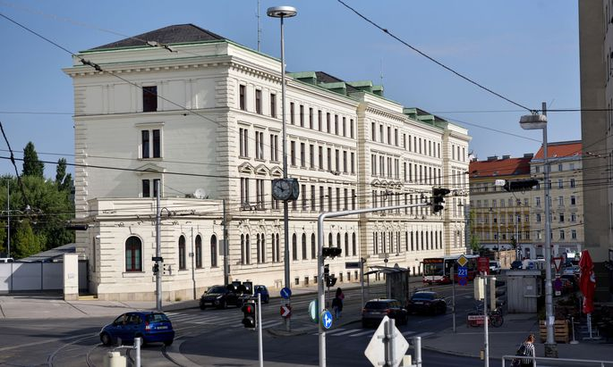 Bundesamt für Verfassungsschutz und Terrorismusbekämpfung (BVT)