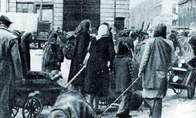 Fronleichnam 1945 Trauma Bruenner