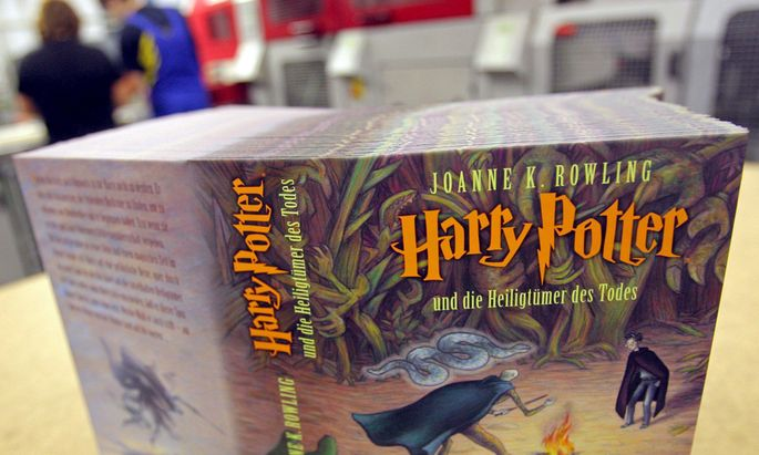macht Harry Potter