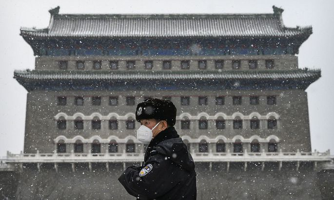 Mindestens 500 Mediziner in Wuhan sind am Coronavirus erkrankt.