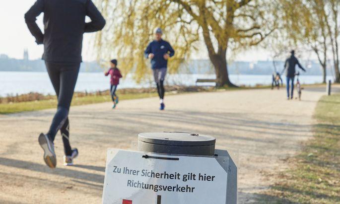 Laufen in Zeiten der Pandemie