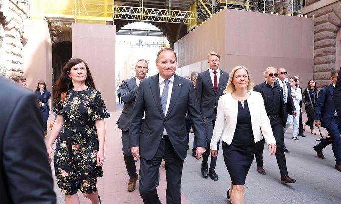 Misstrauen vor Mittsommer: Politische Krise in Schweden