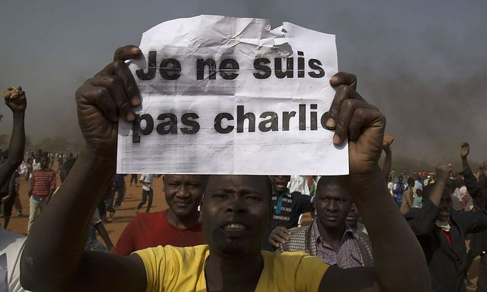 Mehrere Tote bei Ausschreitungen in Niger wegen Mohammed-Karikaturen