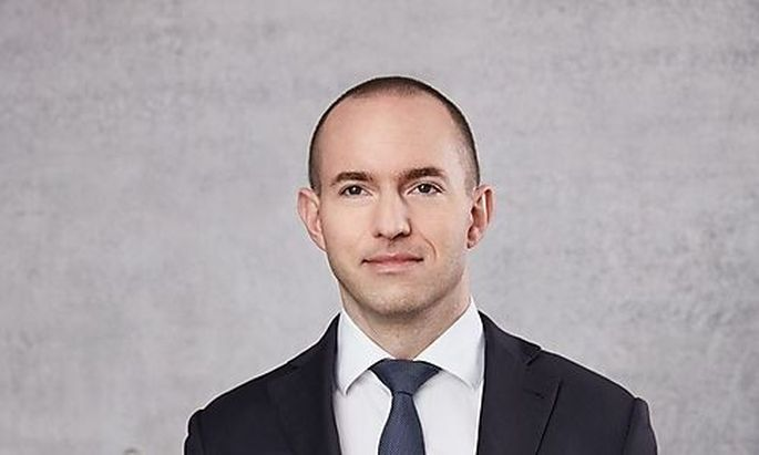 Jan Marsalek auf einem der wenigen Fotos, die von dem Ex-Wirecard-Vorstand existieren.