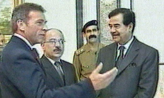 Haider Saddam Fuenf Millionen
