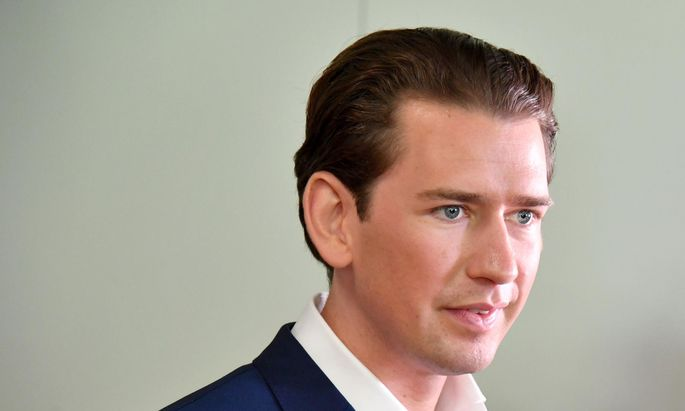 Sebastsian Kurz reist ins Silicon Valley