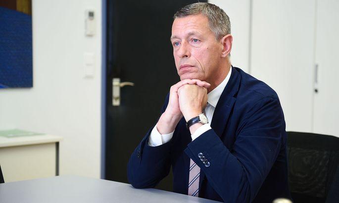 Christian Pilnacek, suspendierter Sektionschef im Innenministerium