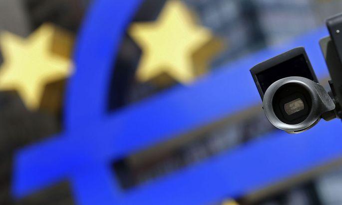 EZB soll laut Bericht alle Banken der Eurozone ueberwachen