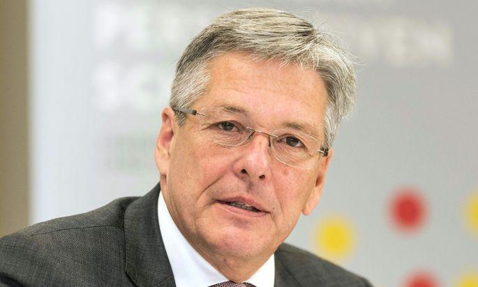 Der Kärntner Landeshauptmann Peter Kaiser.