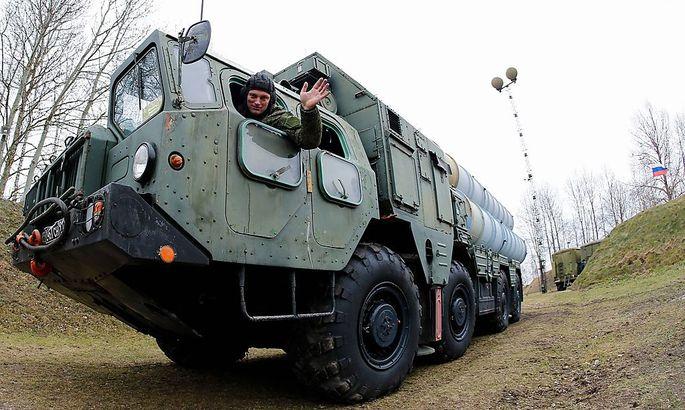 Russische Militärmanöver in Kaliningrad haben Polen alarmiert.