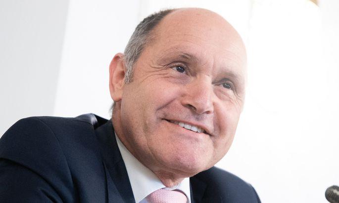 Nationalratspräsident und Ex-Innenminister Wolfgang Sobotka wurde am Dienstag befragt.