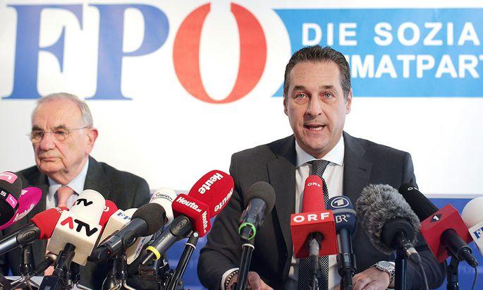 FPÖ ficht Bundespräsidenten-Wahl an