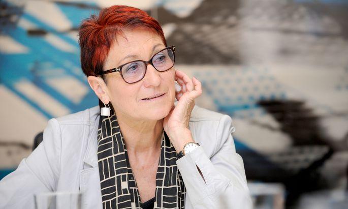 Bildungsexpertin Heidi Schrodt.