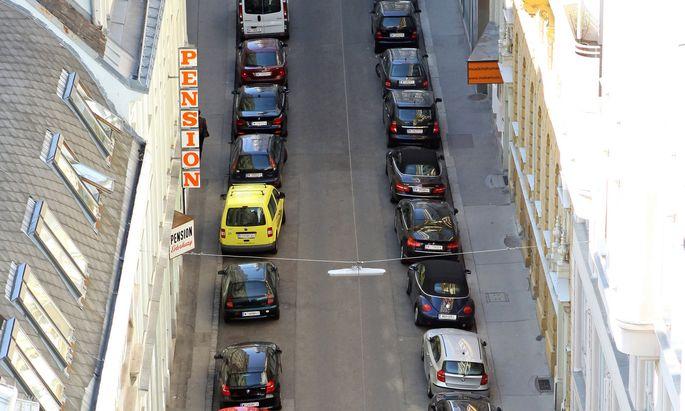 Die neue Koalition wird ein neues Parkplatzkonzept beschließen.